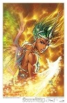 Soulfire # 0 Turner 10th Anniversary Print