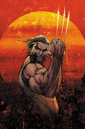 Weapon X # 1 Aspen Turner Variant A