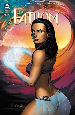All New Fathom Vol 6 # 4 Cover D