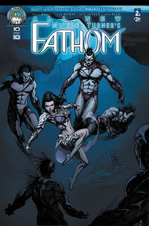 All New Fathom # 2 Cover A