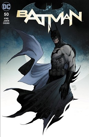 Batman # 50 Aspen Turner Variant Set of 2