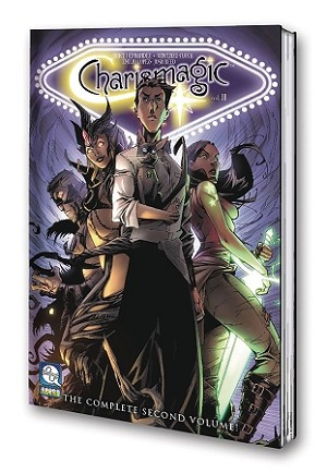 Charismagic Vol 2 Golden Realm TPB