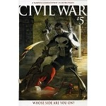 Civil War #5 Turner Variant Cover