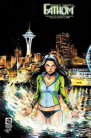 All New Fathom Vol 6 # 2 ECCC Exclusive