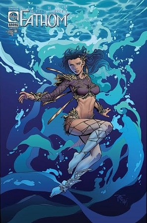 All New Fathom Vol 6 # 3 Cover C
