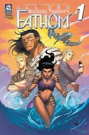 All New Fathom Vol 6 # 1 Cover A