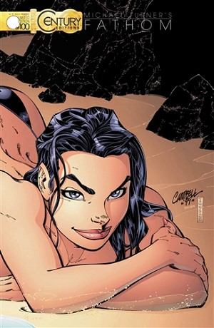 ACE SDCC 2012 Fathom Vol 4 #6 Cover D