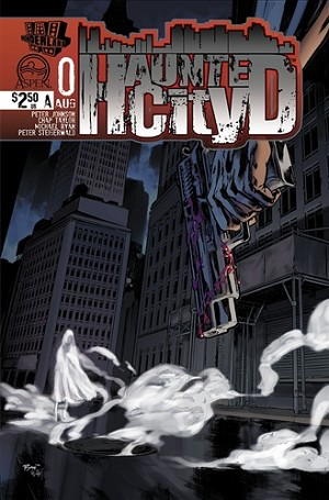 Haunted City #0 Cover A Ryan