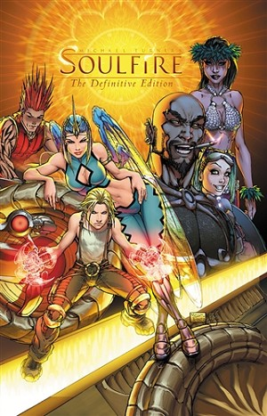 Soulfire Definitive Edition TPB
