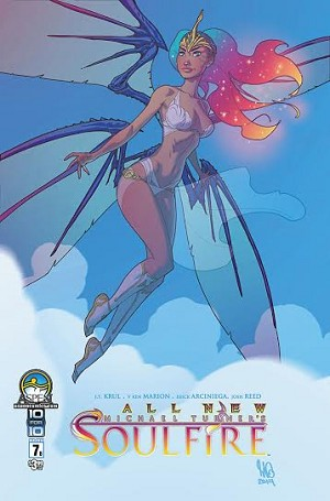 All New Soulfire # 7 Cover B
