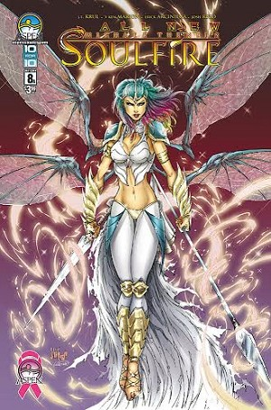 All New Soulfire # 8 Cover A