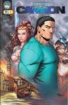 Fathom Dawn of War - Cannon Hawke Special - Signed by Michael Turner