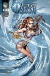 Fathom Kiani # 2 Green Cover - Signed by Michael Turner