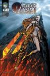 Fathom Kiani # 3 To Cover - Signed by Michael Turner