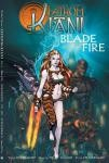 Fathom Kiani TP Vol 1 Blade of Fire - Signed By Vince Hernandez