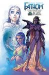 Fathom Vol 2 # 1 Cover D Wizard World PHILLY - Signed by Michael Turner