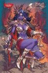 Jirni Vol 2 # 1 Phoenix Comicon 2014 Cover F