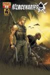 MERCENARIES #1 TURNER COVER A SIGNED