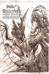 Soulfire Chaos Reign San Diego Comic-Con - Signed by Michael Turner