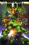 WORLD WAR HULK #1 ASPEN EXCLUSIVE COVER - Signed by Michael Turner