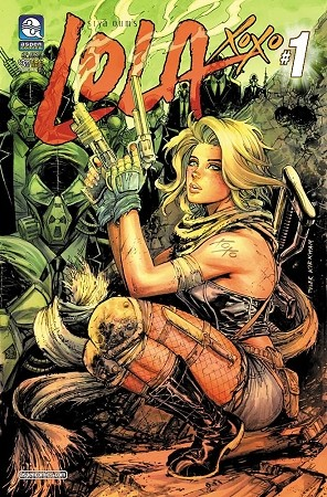 Lola XOXO Vol 2 # 1 Cover C