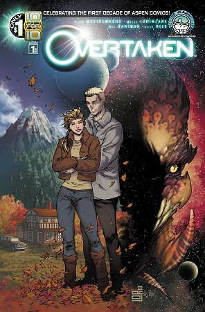 Overtaken # 1 Cover A