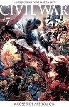 Civil War #7 Turner Cover