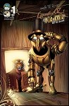 Legends of Oz : Tik Tok and the Kalidah # 1 Cover A