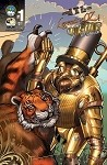 Legends of Oz : Tik Tok and the Kalidah # 1 Cover B