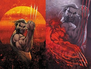 Weapon X #1 Aspen Turner Variant A & B SET of 2