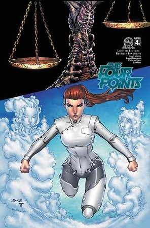 The Four Points # 4 Cover E