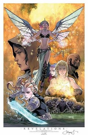 Aspen Universe : Revelations # 1 Cover A Limited Print