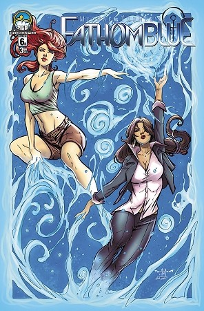Fathom Blue # 6 Cover B