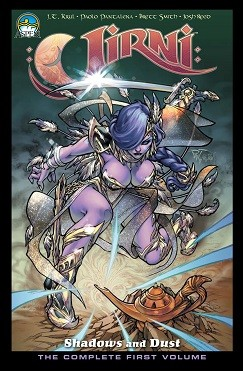 Jirni Vol 1 Shadows and Dust TPB