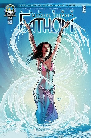 All New Fathom # 2 Cover B