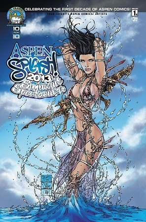 Aspen Splash 2013 Anniversary Edition - VF