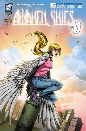 Awaken Skies # 0 Cover A