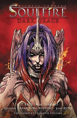 Soulfire Vol 4 Dark Grace TPB