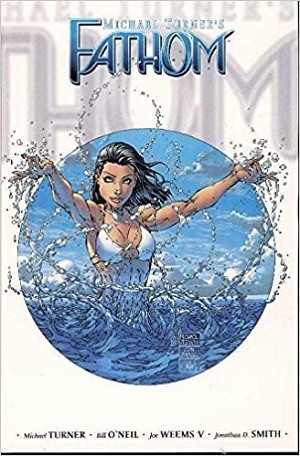 Fathom Vol 1 Trade Paperback Signed by Turner