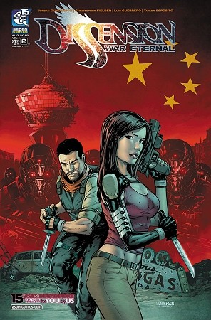 Dissension: War Eternal # 2 Cover A