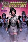 Executive Assistant Assassins # 18 Cover A
