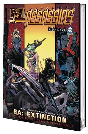 Executive Assistant Assassins Vol 2 TPB