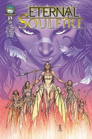 Eternal Soulfire # 3 Cover A