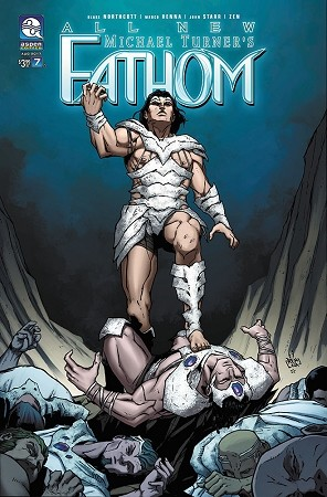 All New Fathom Vol 6 # 7 Cover A