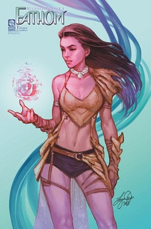 Fathom Vol 7 # 7 Cover C
