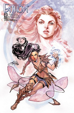 Fathom Vol 8 # 1 Cover C