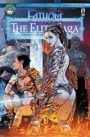 Fathom Elite Saga # 2 Cover B