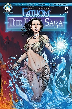 Fathom Elite Saga # 3 Cover B