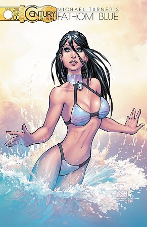 ACE SDCC 2015 Fathom Blue # 1