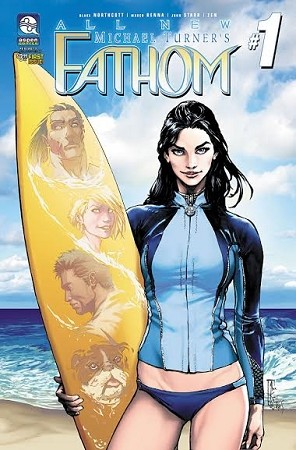 All New Fathom Vol 6 # 1 Cover B
